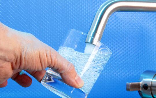 keerklep waterleiding legionella
